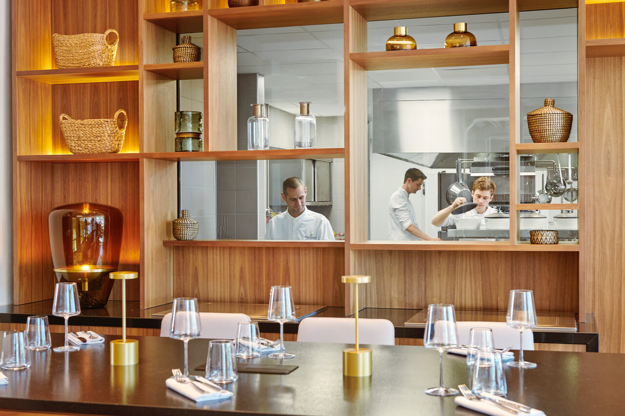 InterContinental Lyon - Hotel Dieu - Epona - restaurant et cuisine bistronomique