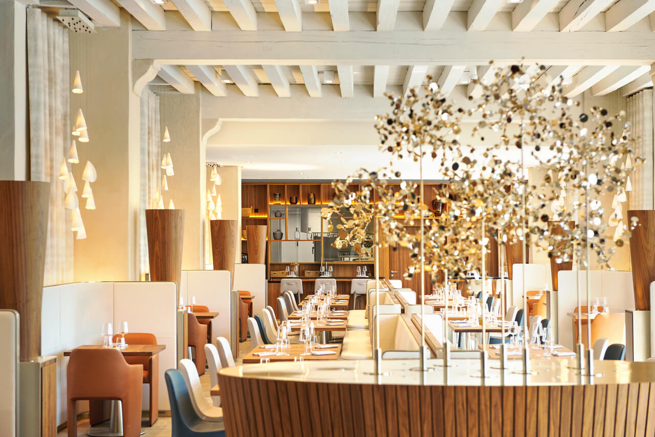InterContinental Lyon - Hotel Dieu - Epona - restaurant luxe et bistronomique