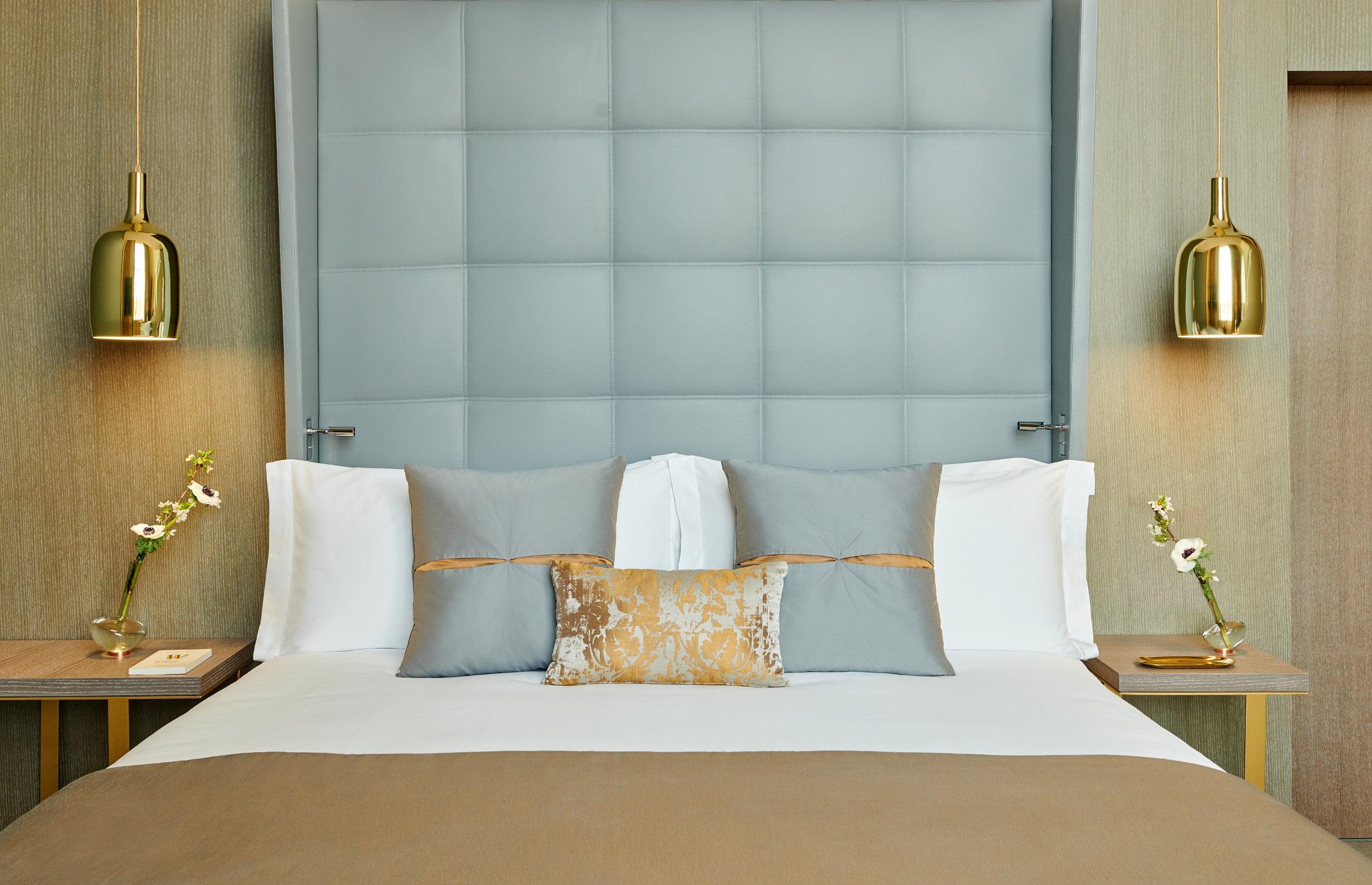 InterContinental Lyon - Hotel Dieu - Hotel de Luxe France - chambre