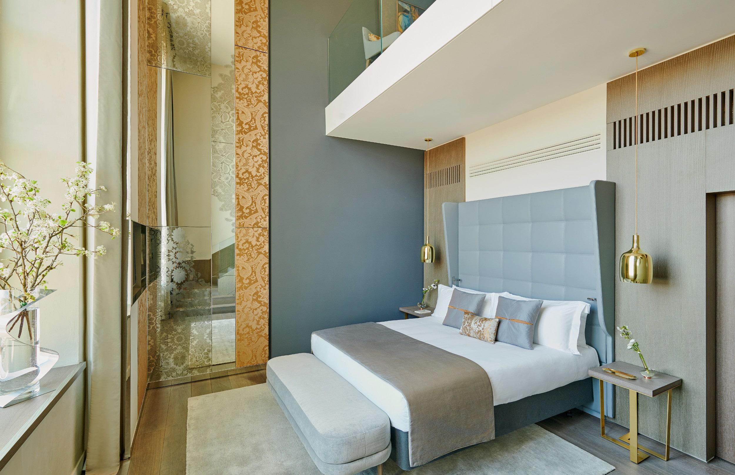 InterContinental Lyon - Hotel Dieu - Suite Duplex - sejour Lyon