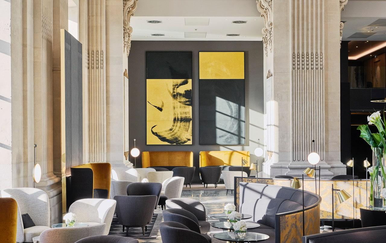 InterContinental Lyon - Hotel Dieu - bar Le Dome - afterwork salon
