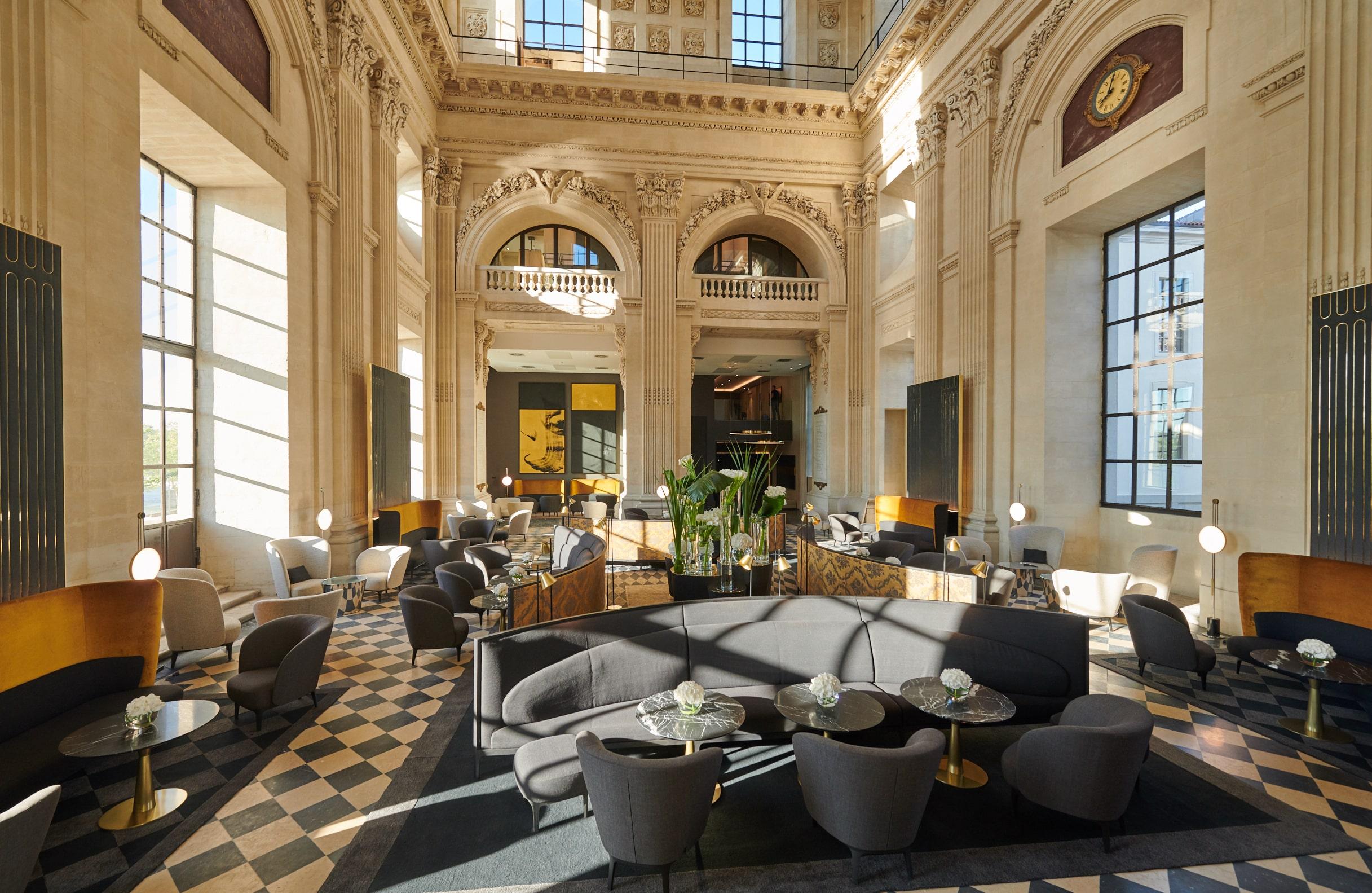 InterContinental Lyon - Hotel Dieu - bar Le Dome - happy hour