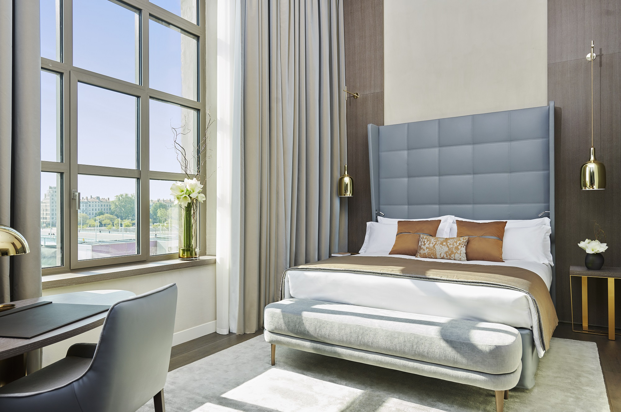 Executive River View Rooms