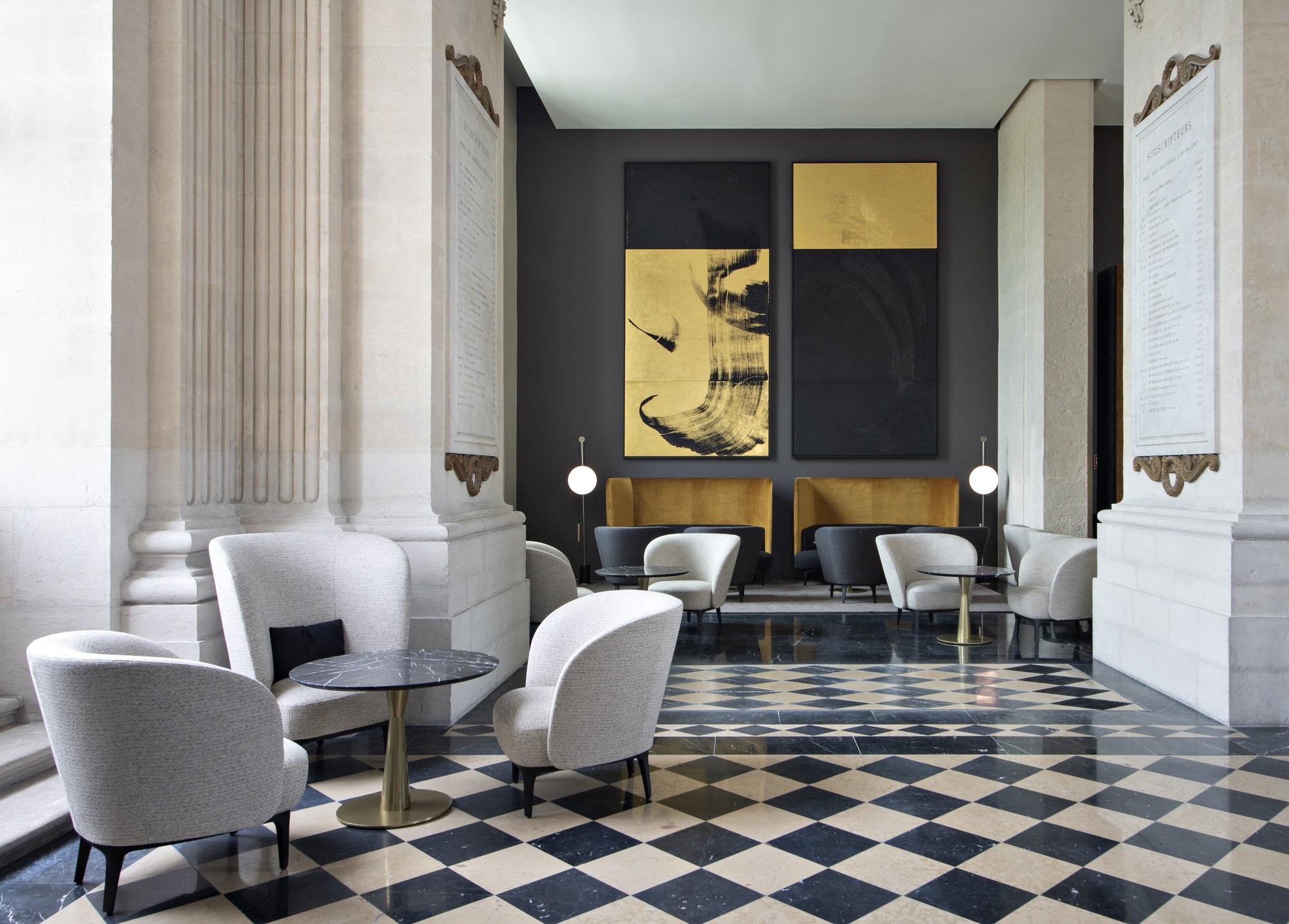 Le Dome bar (c) STUDIO JEAN-PHILIPPE NUEL_INTERCONTINENTAL LYON HOTEL DIEU_NICOLAS MATHEUS_DSC_1583 (5)