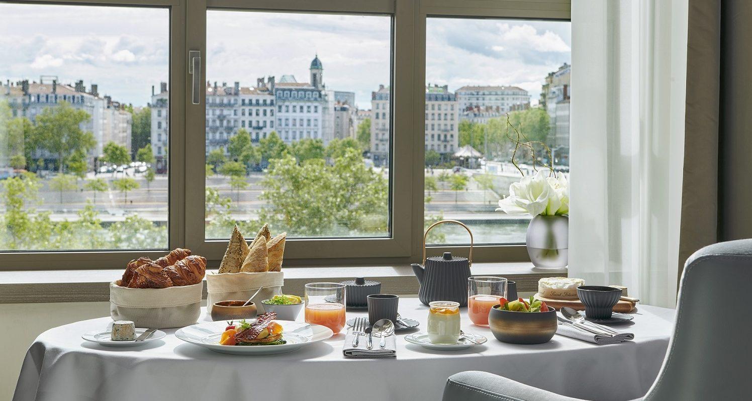 InterContinental Lyon - Hotel Dieu_Room Service