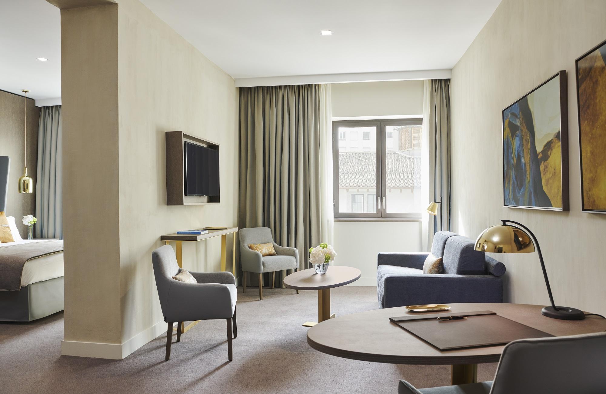 InterContinental Lyon - Hotel Dieu_Suite Famille (2)