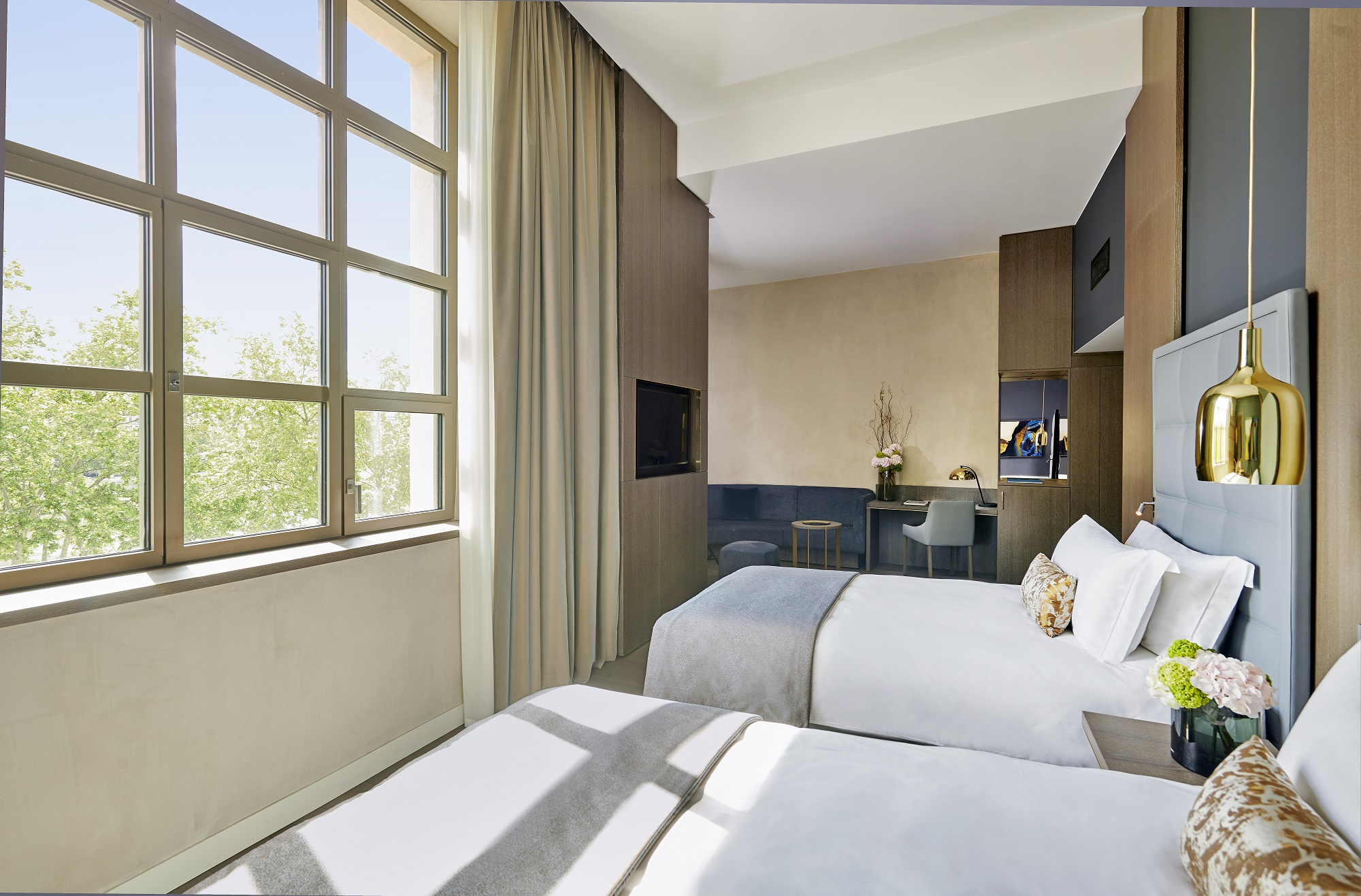 InterContinental Lyon - Hotel Dieu_Suite Junior